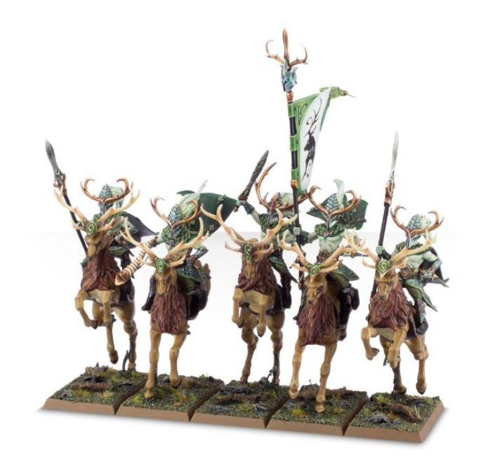 wood elf army book 8th edition